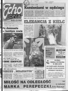 Echo Dnia 1999, R.25, nr 225 (Kieleckie)