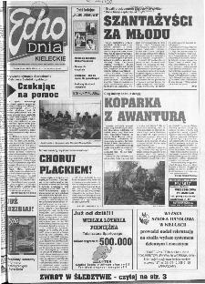 Echo Dnia 1999, R.25, nr 227 (Kieleckie)