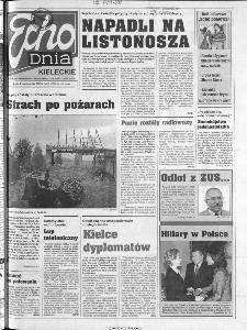 Echo Dnia 1999, R.25, nr 233 (Kieleckie)