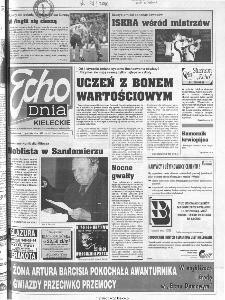 Echo Dnia 1999, R.25, nr 237 (Kieleckie)