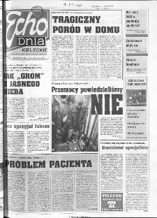 Echo Dnia 1999, R.25, nr 239 (Kieleckie)