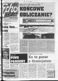 Echo Dnia 1999, R.25, nr 240 (Kieleckie)