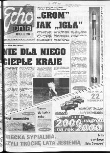 Echo Dnia 1999, R.25, nr 242 (Kieleckie)