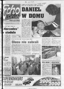 Echo Dnia 1999, R.25, nr 252 (Kieleckie)