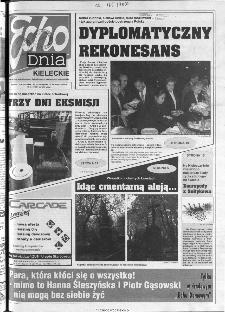 Echo Dnia 1999, R.25, nr 254 (Kieleckie)