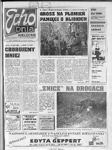 Echo Dnia 1999, R.25, nr 255 (Kieleckie)