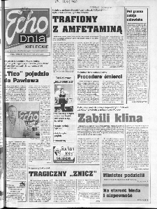Echo Dnia 1999, R.25, nr 256 (Kieleckie)