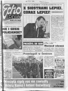 Echo Dnia 1999, R.25, nr 260 (Kieleckie)