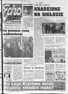 Echo Dnia 1999, R.25, nr 265 (Kieleckie)