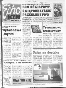 Echo Dnia 1999, R.25, nr 267 (Kieleckie)