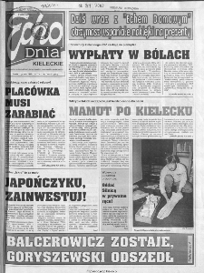Echo Dnia 1999, R.25, nr 279 (Kieleckie)
