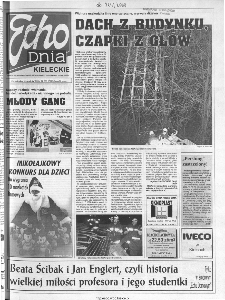 Echo Dnia 1999, R.25, nr 283 (Kieleckie)