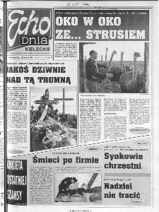 Echo Dnia 1999, R.25, nr 288 (Kieleckie)