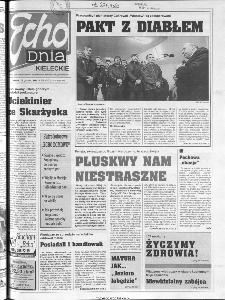 Echo Dnia 1999, R.25, nr 296 (Kieleckie)