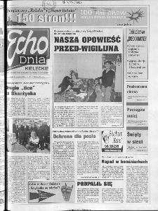 Echo Dnia 1999, R.25, nr 297 (Kieleckie)