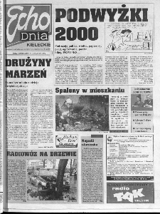 Echo Dnia 2000, R.25, nr 3 (Kieleckie)