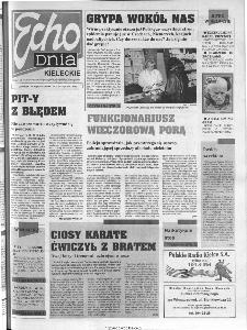 Echo Dnia 2000, R.25, nr 10 (Kieleckie)