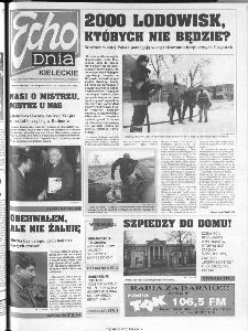 Echo Dnia 2000, R.25, nr 18 (Kieleckie)