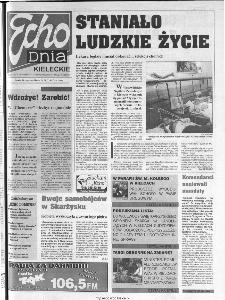 Echo Dnia 2000, R.25, nr 21 (Kieleckie)
