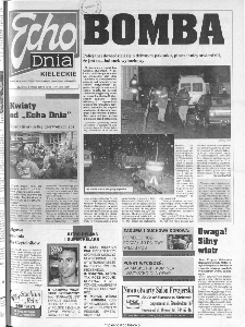 Echo Dnia 2000, R.25, nr 58 (Kieleckie)