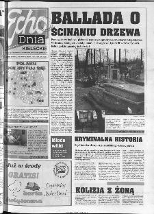 Echo Dnia 2000, R.25, nr 84 (Kieleckie)