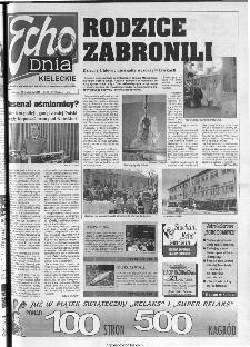 Echo Dnia 2000, R.25, nr 92 (Kieleckie)