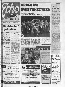 Echo Dnia 2000, R.25, nr 105 (Kieleckie)