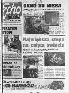 Echo Dnia 2000, R.25, nr 169 (Kieleckie)