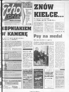 Echo Dnia 2000, R.25, nr 218 (Kieleckie)
