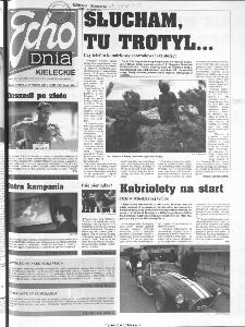Echo Dnia 2000, R.25, nr 222 (Kieleckie)