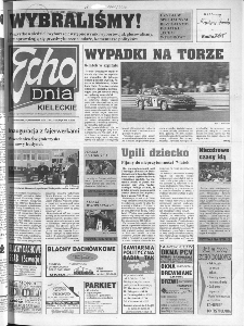 Echo Dnia 2000, R.25, nr 235 (Kieleckie)
