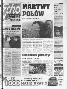 Echo Dnia 2000, R.25, nr 240 (Kieleckie)