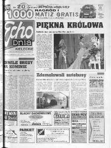 Echo Dnia 2000, R.25, nr 241 (Kieleckie)