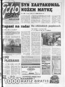 Echo Dnia 2000, R.25, nr 242 (Kieleckie)
