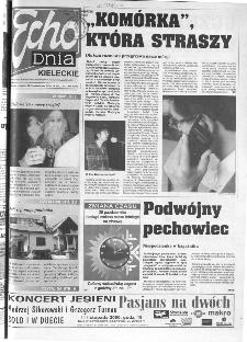 Echo Dnia 2000, R.25, nr 252 (Kieleckie)