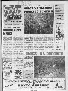 Echo Dnia 2000, R.25, nr 255 (Kieleckie)