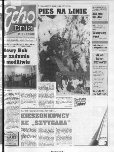 Echo Dnia 2000, R.25, nr 300 (Kieleckie)