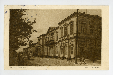 Kielce. Bank Polski.