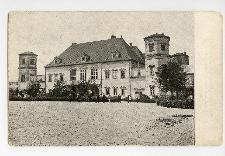 Kielce. Pałac Biskupów Krakowskich.