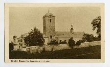 Kościół i Klasztor św. Katarzyny u stóp Łysicy.
