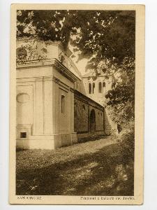 Sandomierz: fragment koscioła św. Jakuba