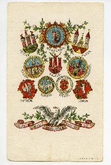 Herby miast Królestwa Polskiego