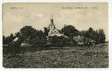 Rytwiany: kościół po Kamedulski z 1627 r.