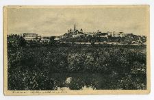 Sandomierz: ogólny widok ze wschodu
