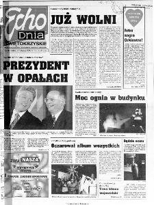 Echo Dnia 1999, R.25, nr 7 (Świętokrzyskie)