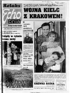 Echo Dnia 1999, R.25, nr 12 (Świętokrzyskie)