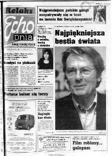 Echo Dnia 1999, R.25, nr 18 (Świętokrzyskie)
