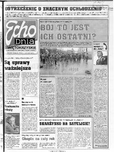 Echo Dnia 1999, R.25, nr 23 (Świętokrzyskie)
