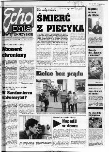 Echo Dnia 1999, R.25, nr 31 (Świętokrzyskie)