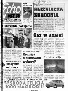 Echo Dnia 1999, R.25, nr 55 (Świętokrzyskie)